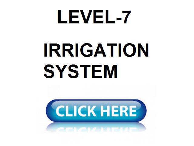 Irrigation System Design
