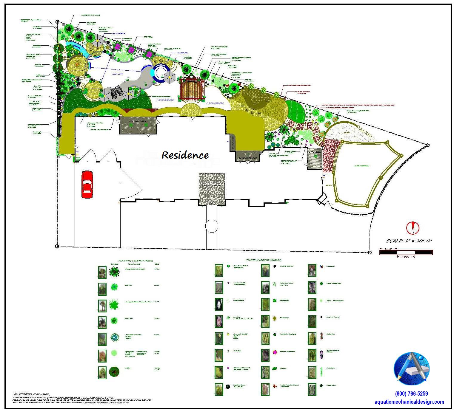 Landscape Sample Design #2