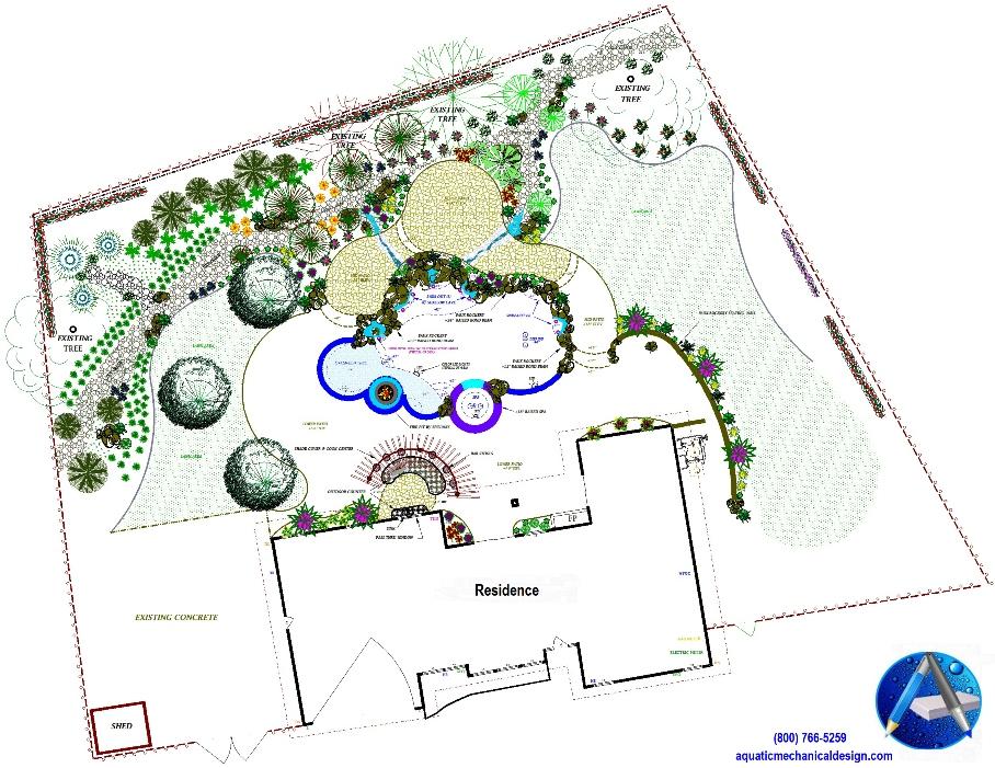 Landscape Sample Design #3