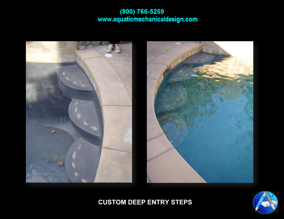 Custom Spa Seating