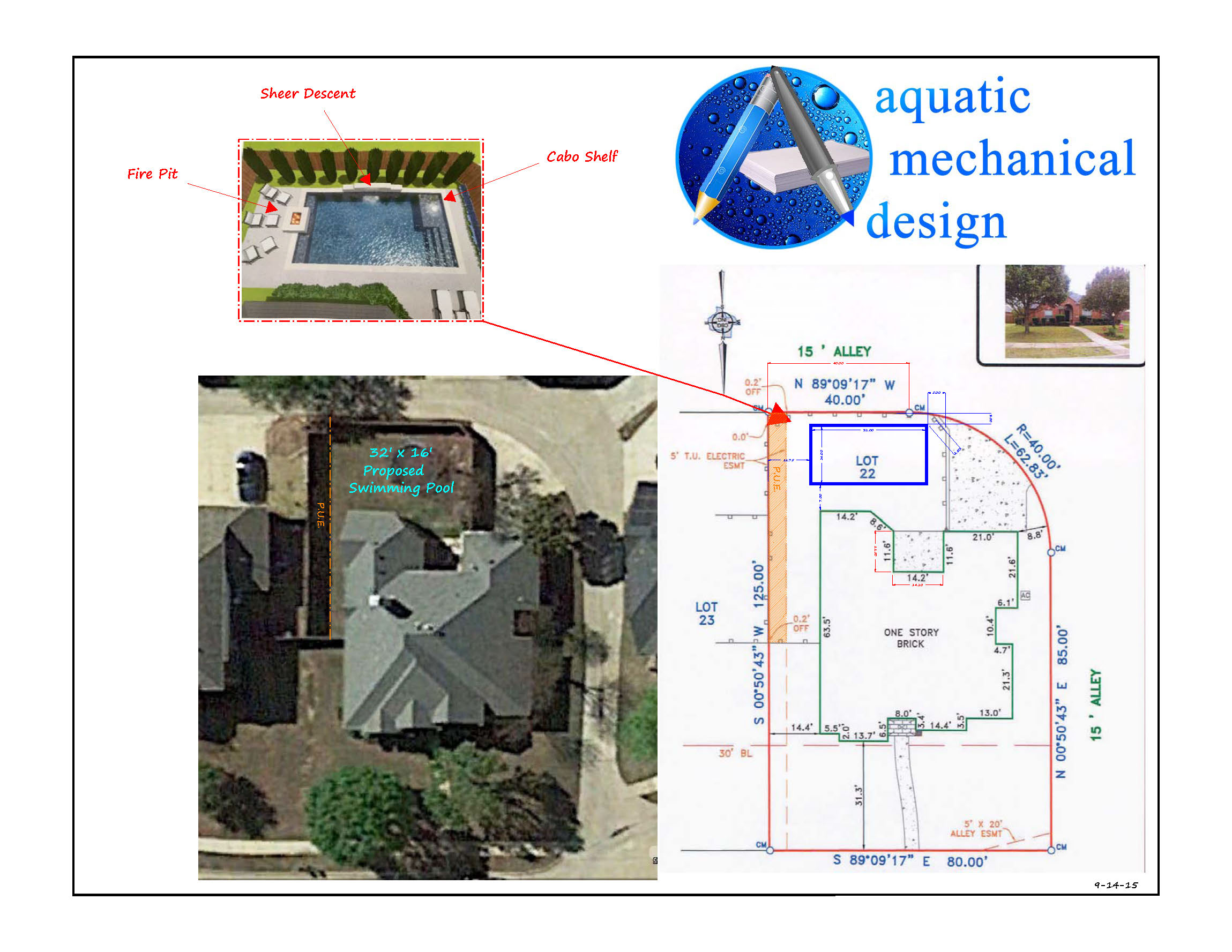Pool questioner aquatic mechanical engineering 800 766 for Pool design and engineering