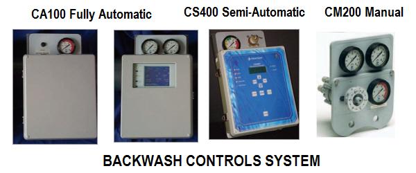 Backwash Systems