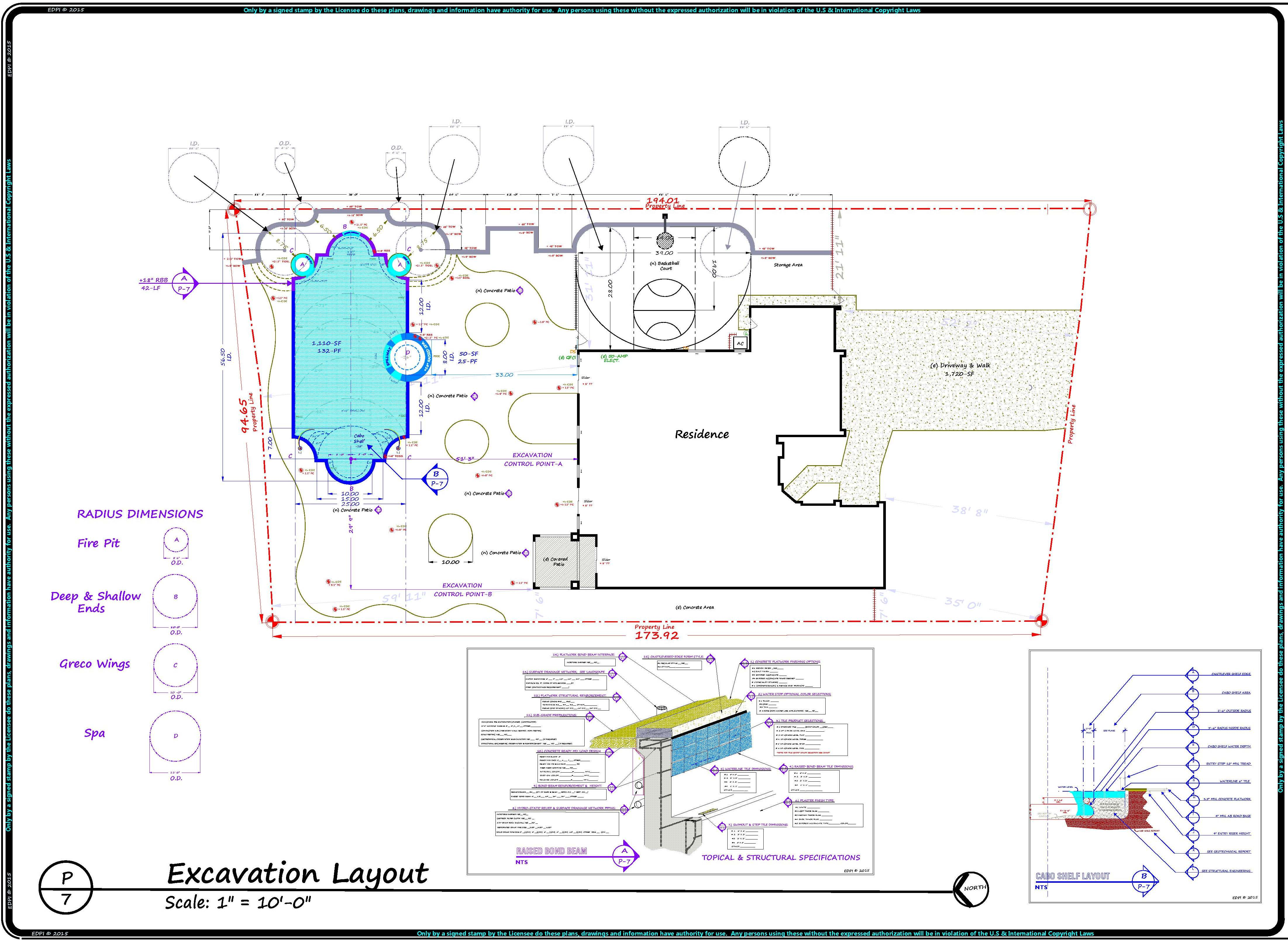 Pool layout pool layouts unusual idea pool layout homey for Pool design engineering