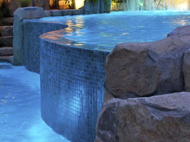 Swimming Pool Lower Basin