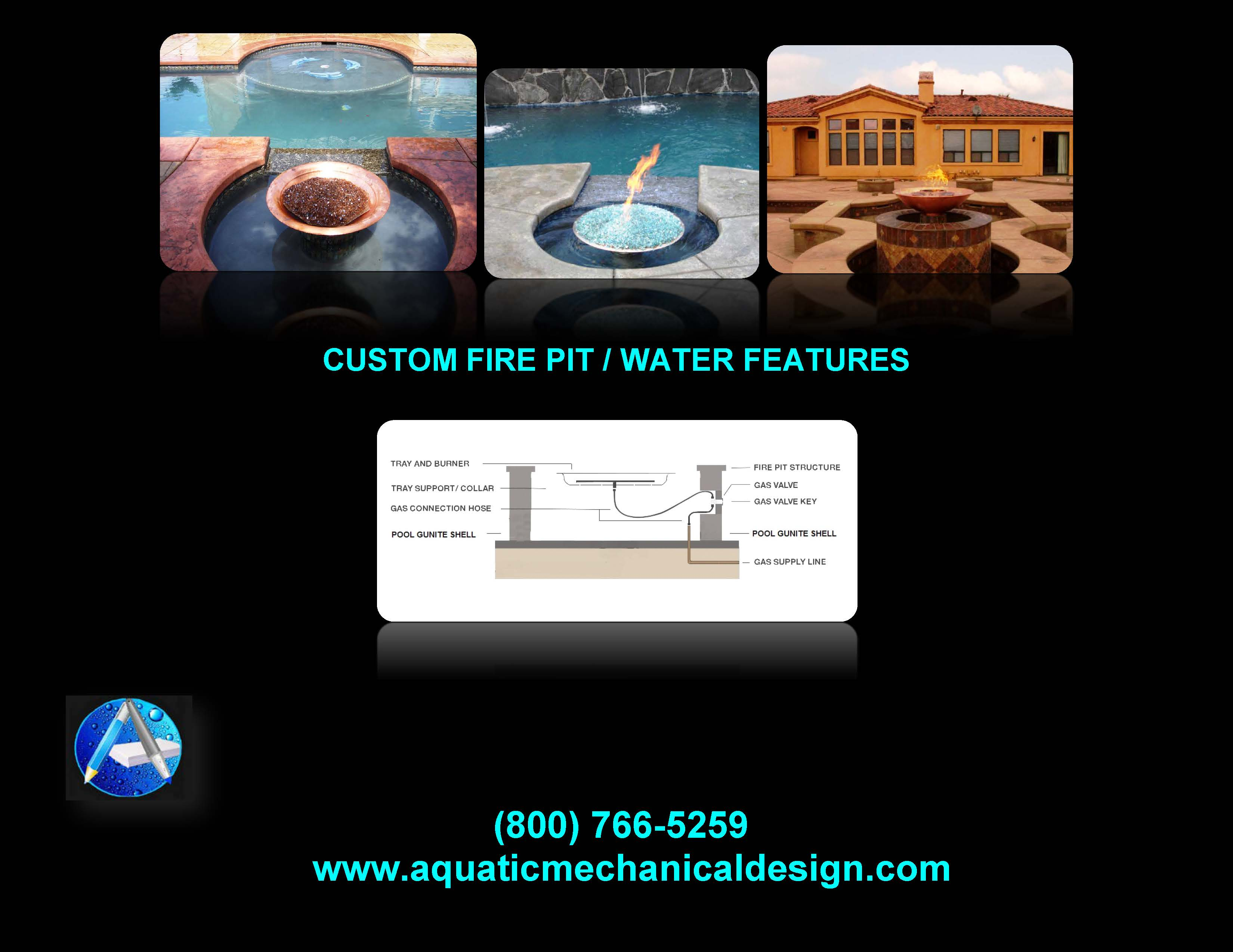 Fire / Water Feature