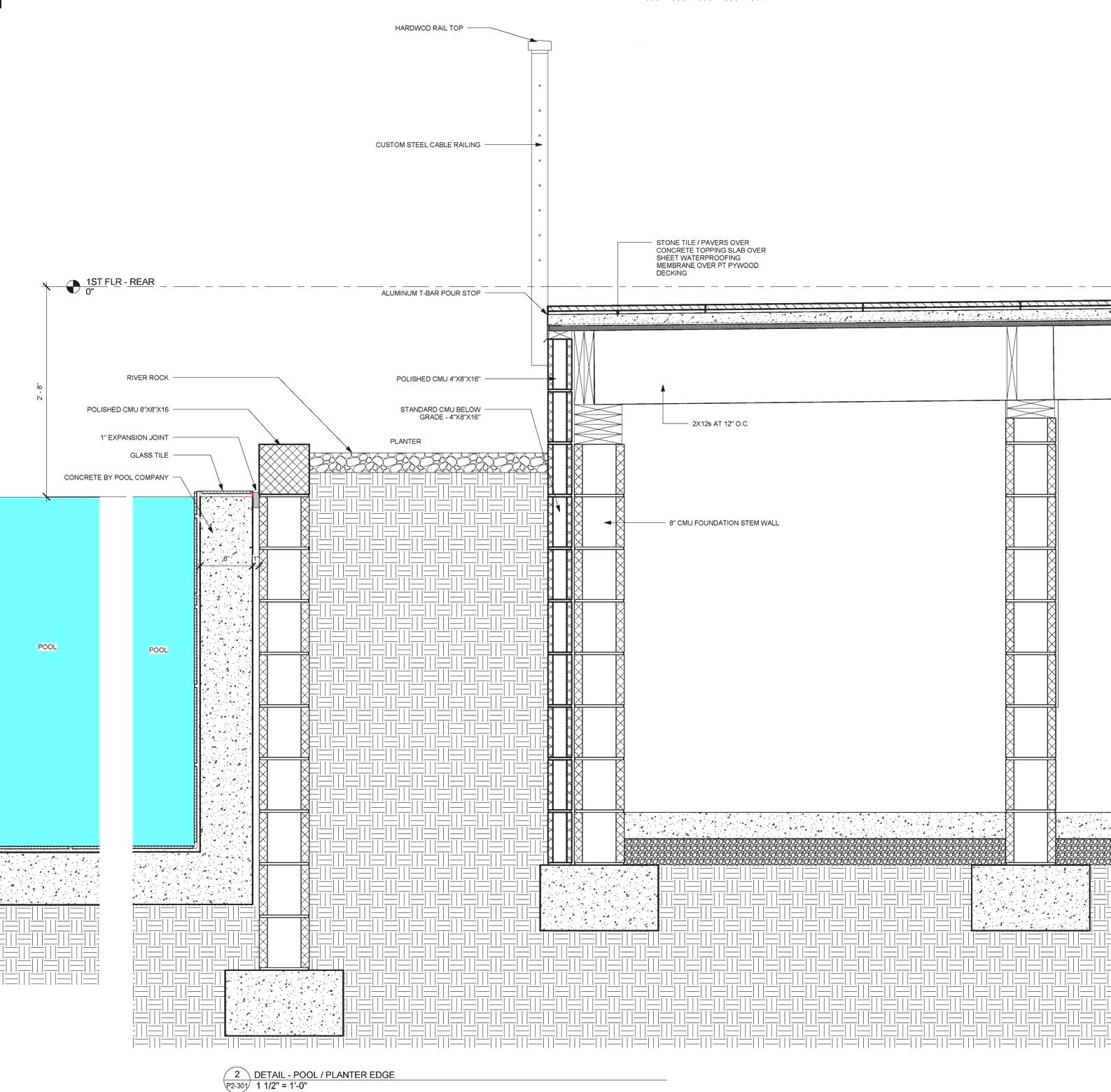 Sheet P2-301 Detail 2