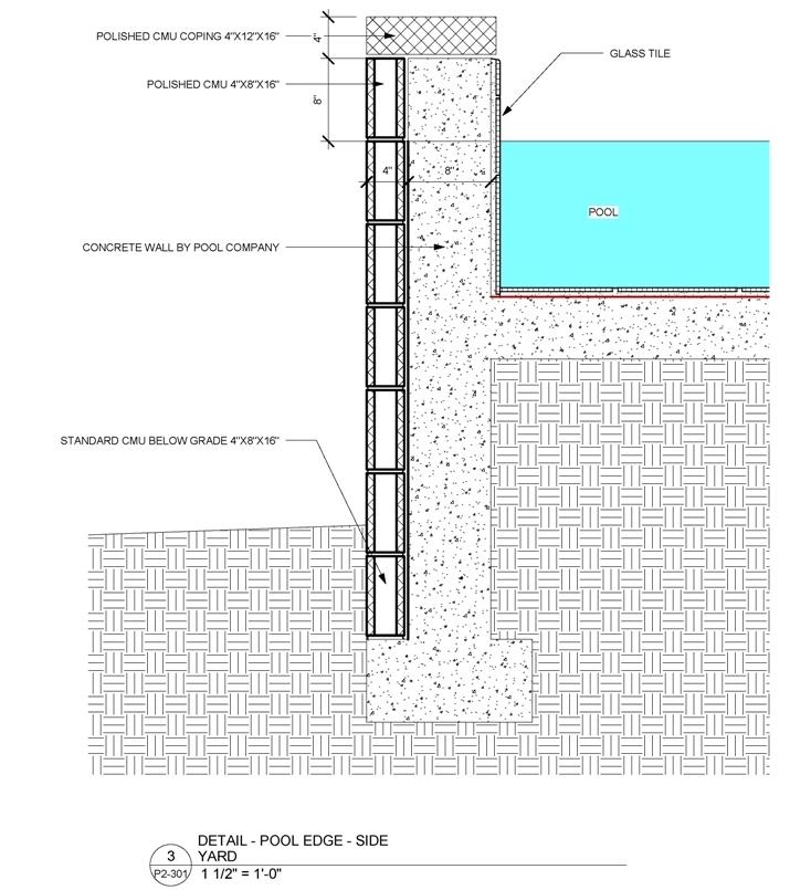 Sheet P2-301 Detail 3