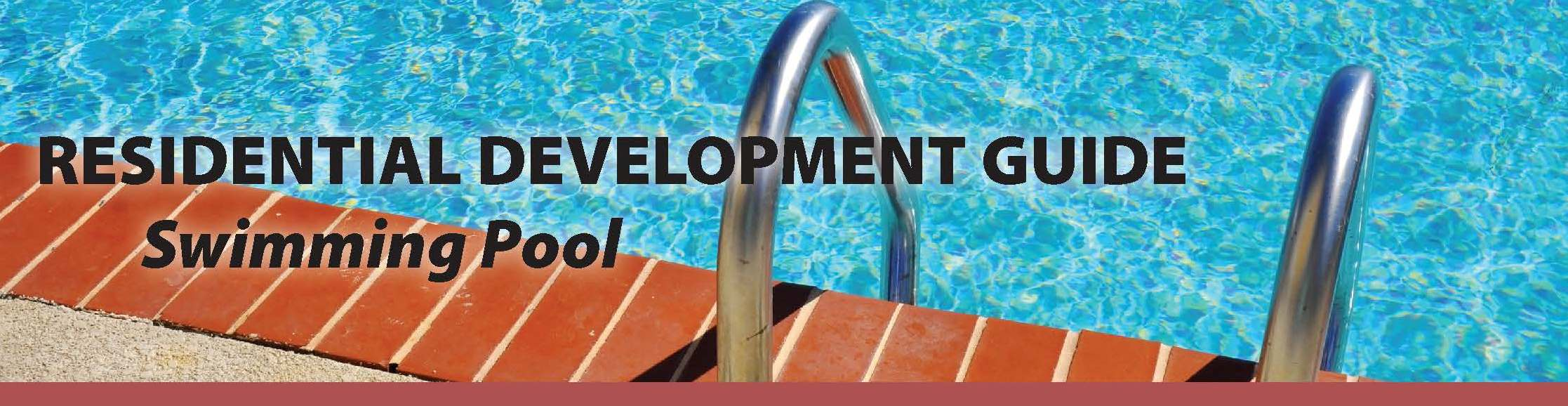 SWIMMING POOL PLAN CHECK REVIEW