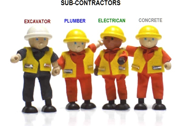 The Sub-Contractor Crew