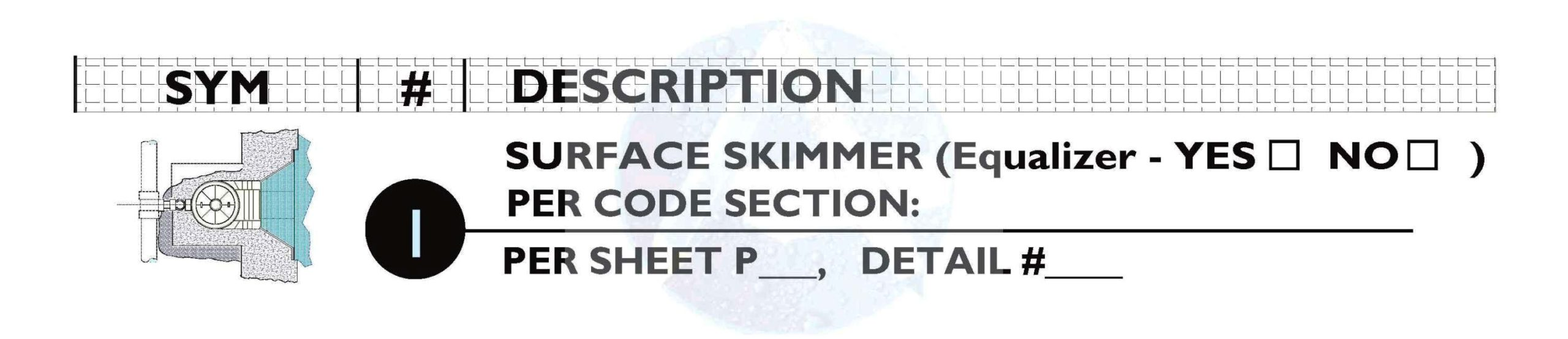 #1 SURFACE SKIMMER