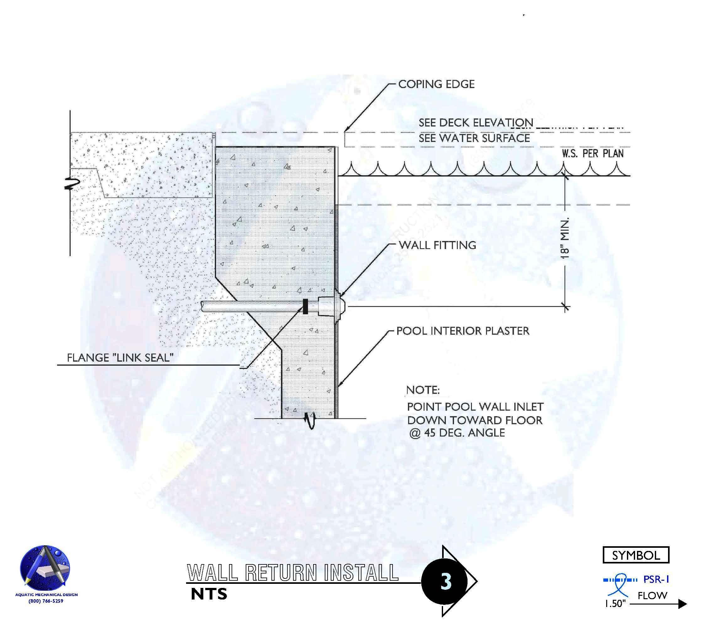 WALL RETURN DETAIL